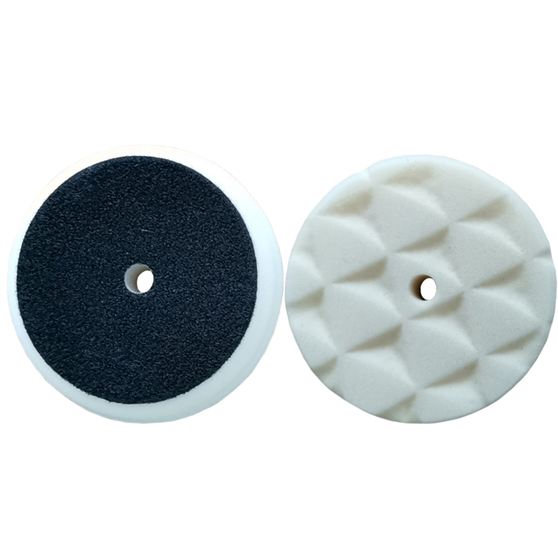 New Diamond Design Car Foam Polishing Pad For Automotive Refinishing CHE-S661