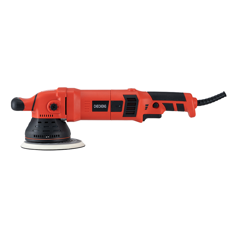 Professional 150mm 6inch Big Orbit 25mm Dual Action Polisher S25