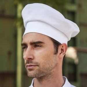Poly Cotton White Chef Hat CU404S0200A
