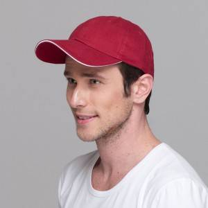 Restaurant Waiter Chef Poly Cotton Baseball Cap U401S0402A