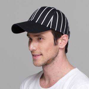 Restaurant Waiter Chef Cotton Baseball Cap U401S8901Q
