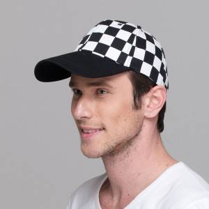 Restaurant Waiter Chef Cotton Baseball Cap U401S9101Q