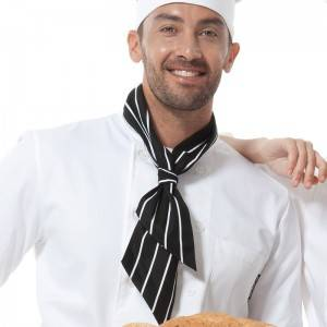 Restaurant kitchen chef waiter accessories neck chiefs U501S8900Q