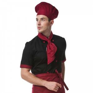 Restaurant kitchen chef waiter accessories neck chiefs U502S0400A