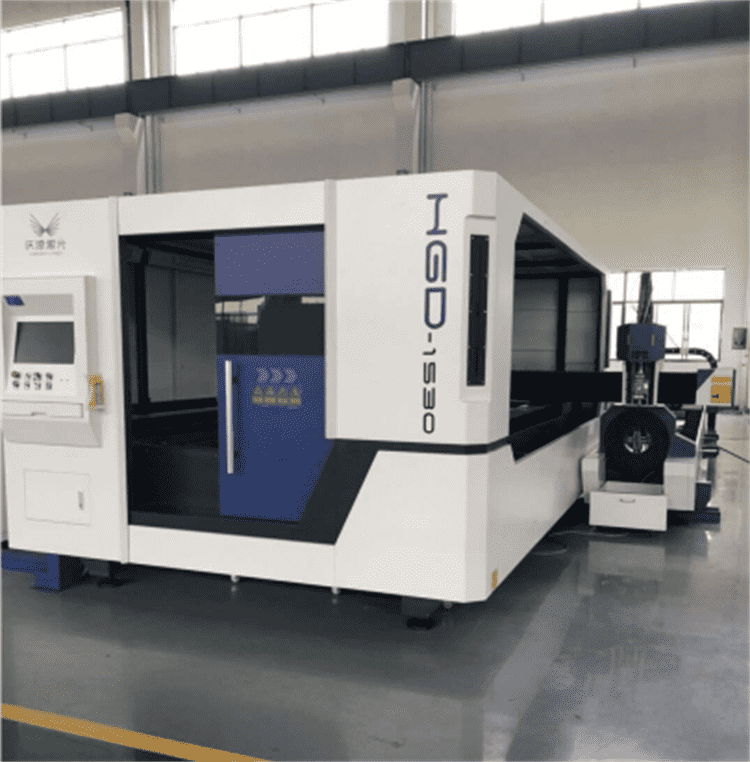 How to distinguish the quality of  the sheet and pipe fiber laser cutting machine