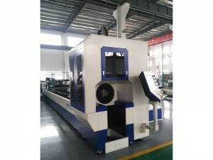 1500W Tube Laser Cutting Machine