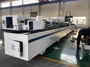 Factory Supply laser tube machine - Angel pipe laser cutter – QY Laser