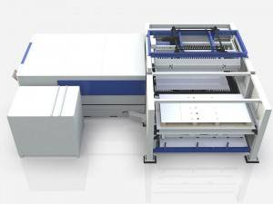 Automatic Laser Cutting Machine