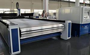 Coil and sheet cutting machine
