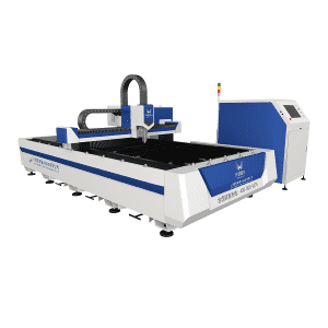 1500W 1500x3000mm fiber laser cutting machine