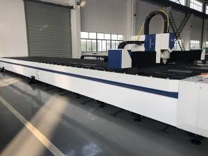 Industrial Laser Cutter 2500×12000 single table