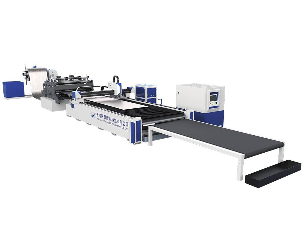 Steel coil Laser Cutting Machine Featured Image