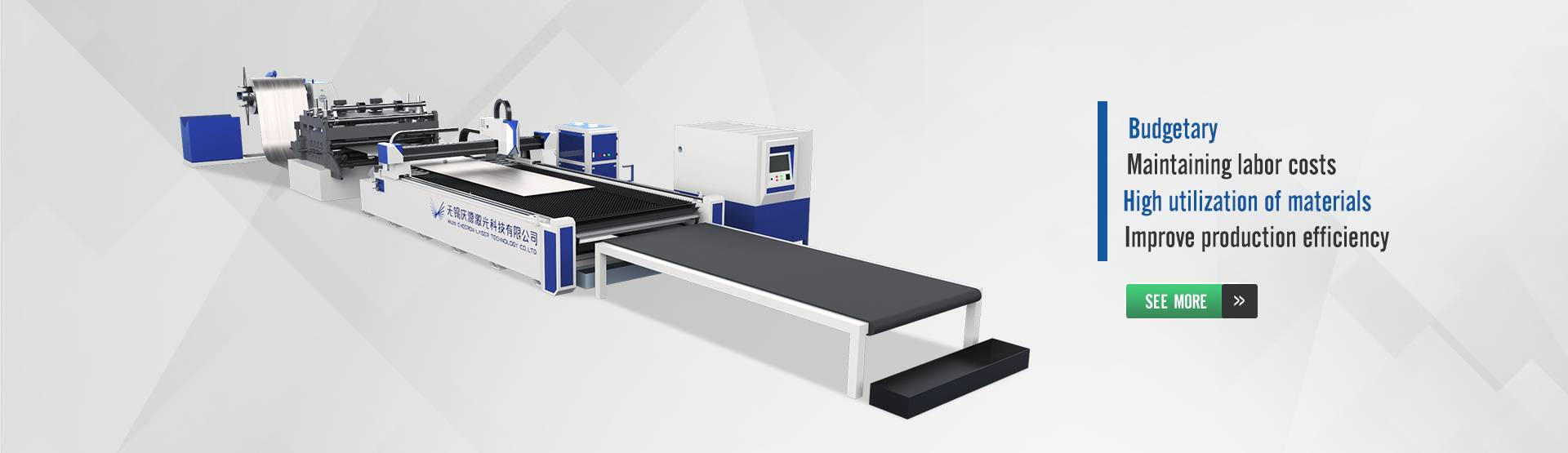 LASER CUTTING MACHINE WITH AUTOMATIC SHEET STORAGE SYSTEM