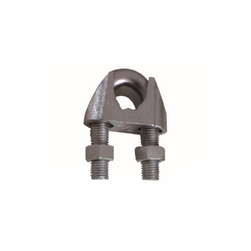 Factory Cheap Swivel Crane Hook - GALV MALLEABLE WIRE ROPE CLIP TYPE B – CHENLI
