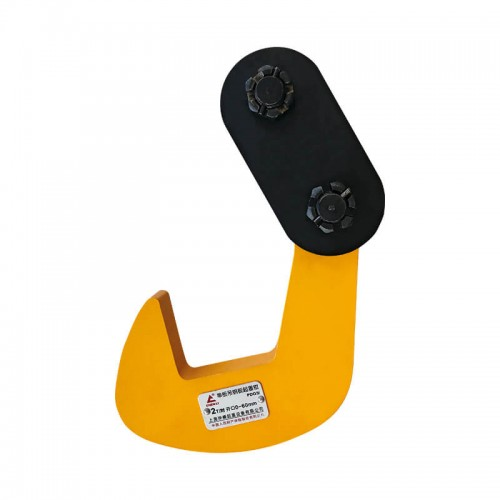 SINGLE-PLY PLATE LIFTING CLAMPS PDQ TYPE