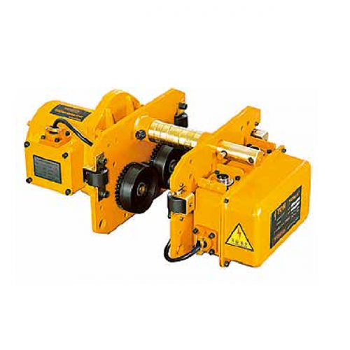 China Factory for Electric Trolley Winch - Electric trolley running type 0.5t-10t – CHENLI