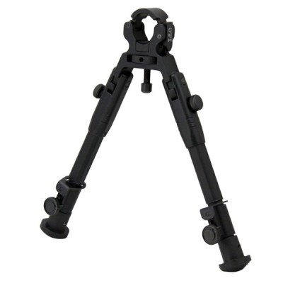 6.69″-8.3″ Barrel Clamp Bipod