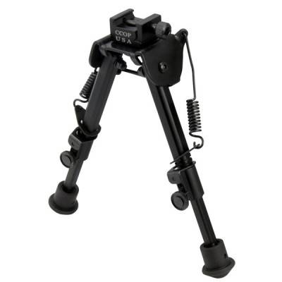 6.3-7.68 Tactical Bipods with spring tension control