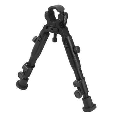 6.1″-6.69″ Barrel Clamp Bipods Mini
