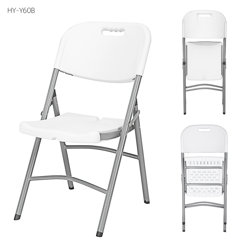 folding dining chair Portable Folding Chairs plastic folding table and chair for studying plastic