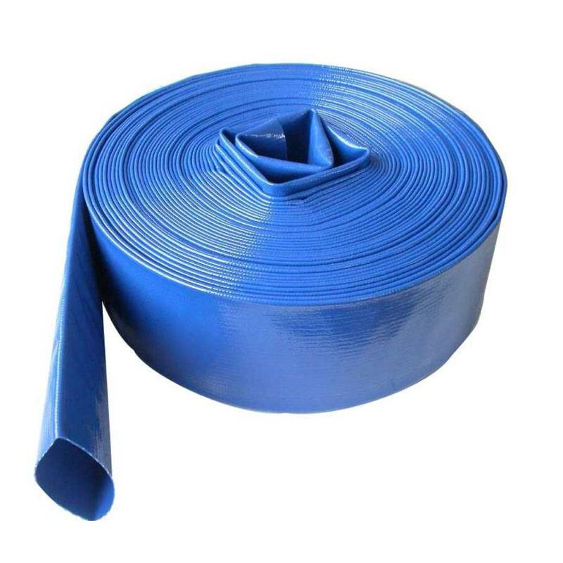 PVC Layflat Hose Medium Pressure 6 Bar
