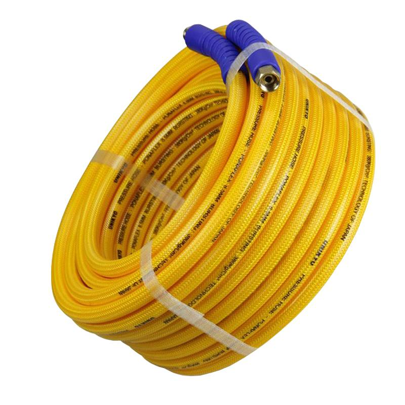 PVC Full Dense Braided High Pressure Spray Hose