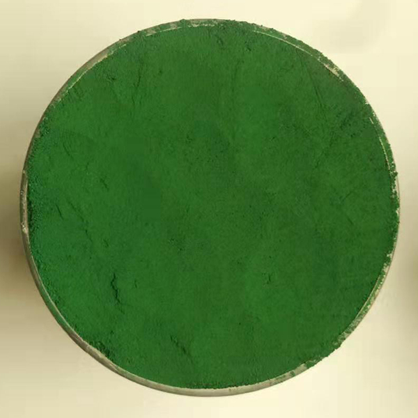 Iron oxide green 5605/835 Featured Image