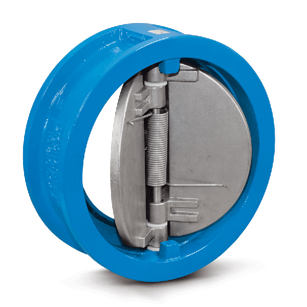 Cast Iron Double Door Check Valve Featured Image