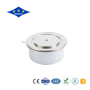 High Power Free Floating Phase Control Thyristor