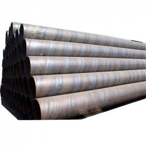 SSAW Pipe /Spiral steel pile pipe /Tubular piles