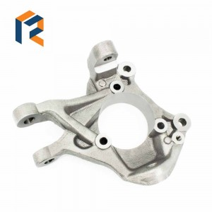 High Quality Aluminum Front Axle Knuckle Steering Knuckle-Z1432