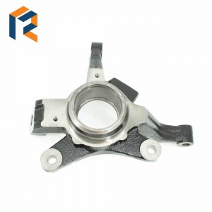 Left Front Spindle Steering Knuckle For Aveo Chevrolet-Z1571
