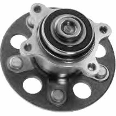 High Quality Alloy Wheels Hub For Honda Civic-Z8041 Featured Image