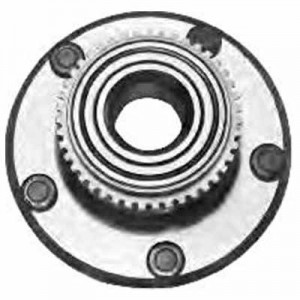 Die Cast Front Wheel Hub Suitable For Mitsubishi-Z8045