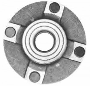 High Quality Manufacturer Auto Parts Bearing Wheel Hub- Z8046