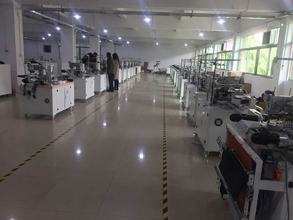 Topsew Automatic Sewing Equipment Co., Ltd.