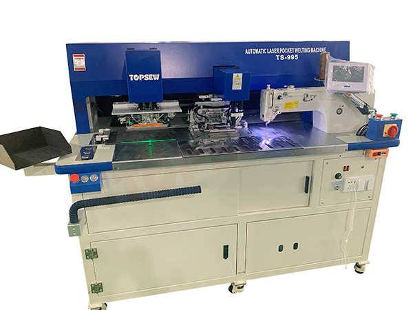 Opportunity for laser pocket welting machine in 2021
