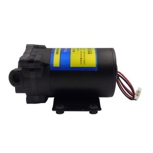 Yuanhua high quality RO pump RO booster pump 75GPD pump professional manufacturer