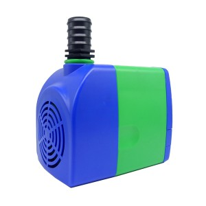 Big Flow 3600L/H 370cm garden irrigation pump manmade waterfall pump rockery water pump