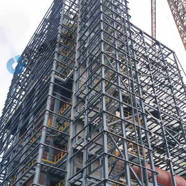 Heavy steel buiding project Featured Image