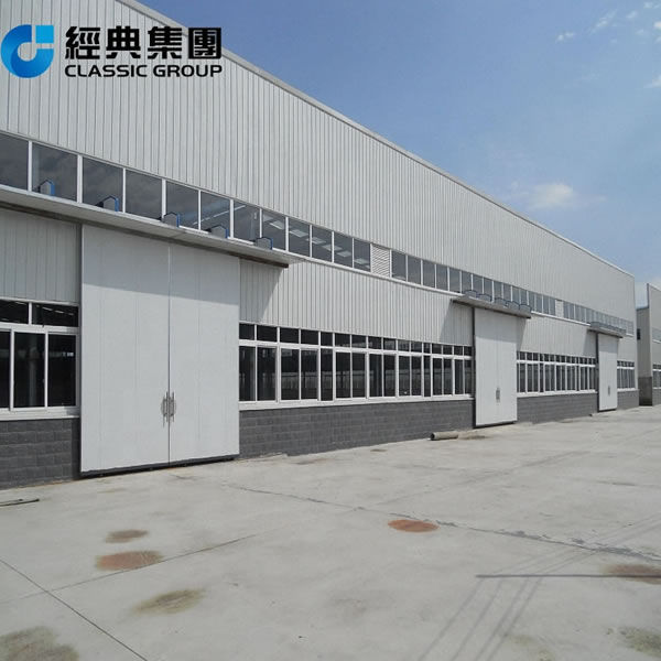 Prefabricated building steel structure farm sheds Featured Image