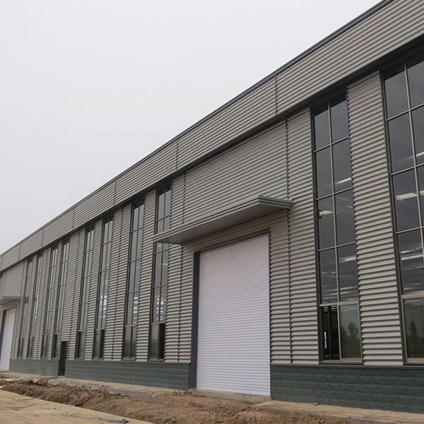Steel construction companies prefab steel structure building
