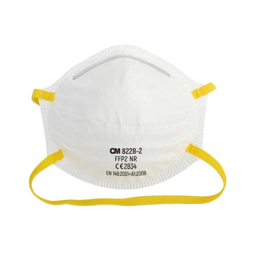CM EN149 protection mask N95 /FFP2 respirator PPE Featured Image
