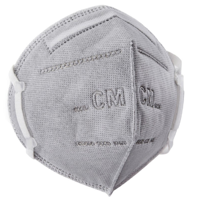 6002A FOLDING TYPE KN95 Masks,Disposable Nonwoven KN95 Folding Half Face Mask Featured Image