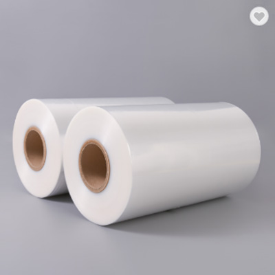 Custom 10-35 microns eco-friendly plastic pof thermo shrink wrap film Featured Image