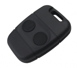 2 Button Smart Remote Car Key Shell Case for Land Rover C50 Auto Durable Blank Auto Replacement Keyless Entry Fob Cover