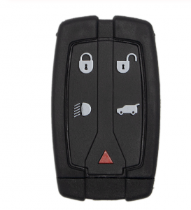 5 Button Remote Key Shell Fob Case For Land Rover Discovery 4 Sport Evoque Freelander 2 3 LR2
