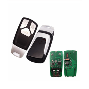 Wilongda 3 button Keyless/Smart/ hand free remote key with AES48 chip-434mhz ASK model For Audi TT