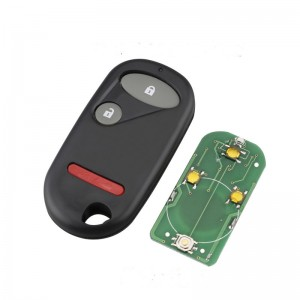 3 Buttons Remote Key NHVWB1U523 For Honda 2001-2005 Civic EX LX,2003 2004 PILOT,2003-2005 ELEMENT