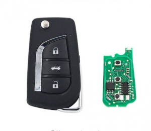 B13 3 Button Remote Control Car Key Remote Fob for KD Key Programmer KD900 KD900+ URG200 KD-X2 Mini KD